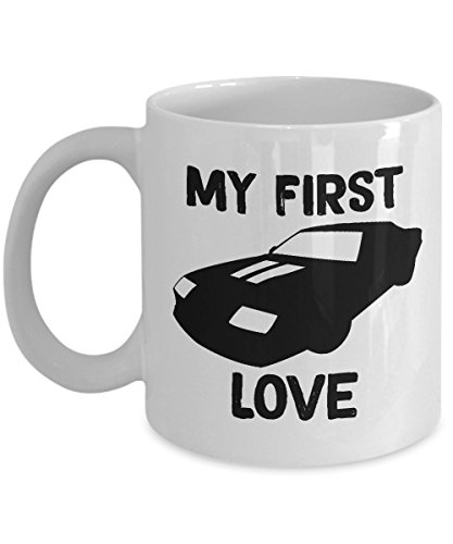 Chevy Camaro IROC-Z Mug - Ceramic Cup For Coffee And Tea, Made In The USA - 15 oz
