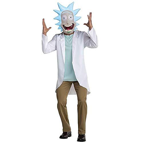 Palamon Adult Rick and Morty Rick Costume ()