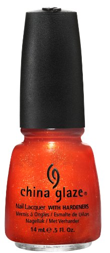 China Glaze Nail Lacquer, Riveting, 0.5 Fluid Ounce