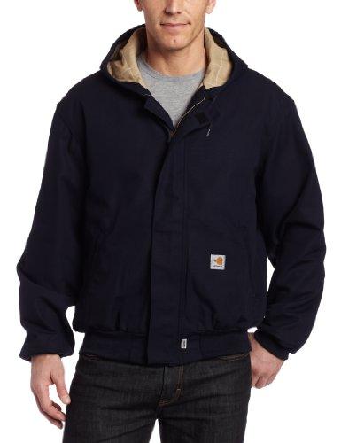 Carhartt Men's Flame Resistant Midweight Canvas Active Jacket