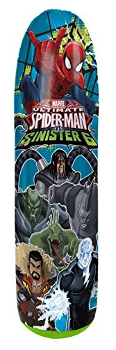 Hedstrom Ultimate Spiderman Bop Bag, 42 Inch