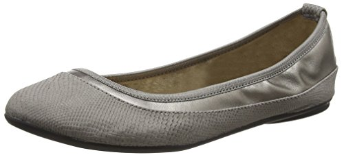 Femme Hannah Grey Ballerines Slate Twists Butterfly qFPnf4Swq