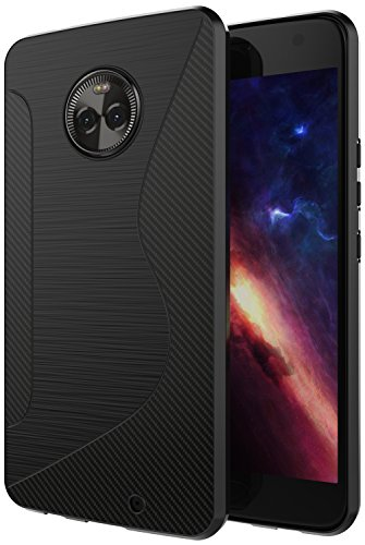 Moto X4 Case,SLMY(TM) Ultra [Slim Thin] Scratch Resistant TPU Rubber Soft Skin Silicone Protective Cases Cover for Motorola Moto X 4th Generation (2017)- ()