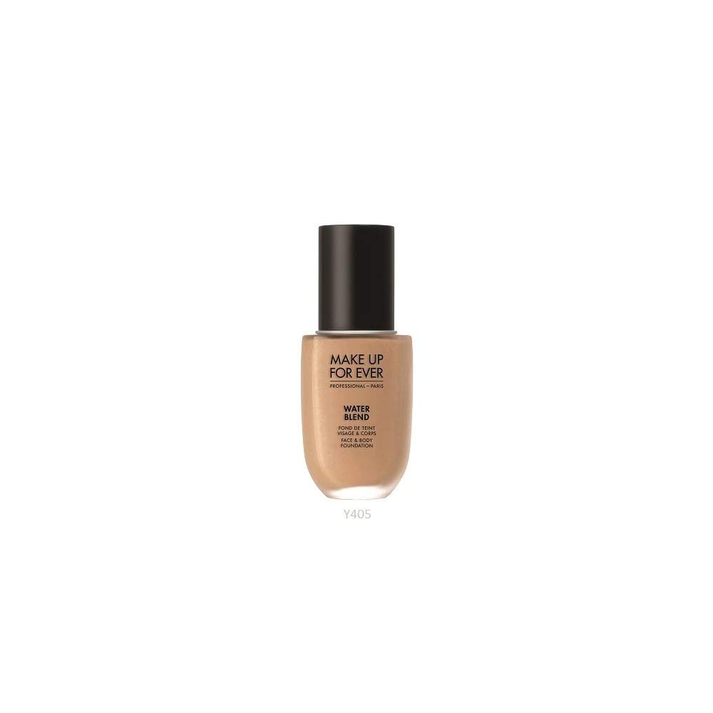 MAKE UP FOR EVER Water Blend Face & Body Foundation Y405 1.69 oz