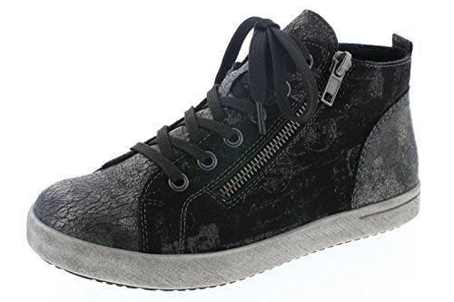 Rieker children sneaker K5272-02 black Schwarz yvkdnLNUwe