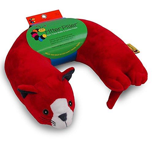 Critter Piller Kids Neck Pillow product image