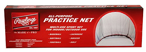 (Rawlings All-Purpose Practice Net (7 ft))