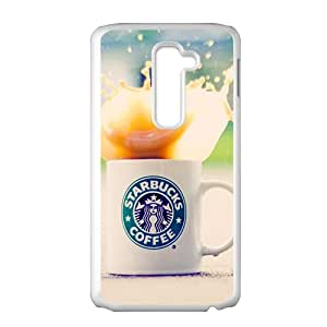 Delicious coffee Starbucks design fashion cell Cool for LG G2