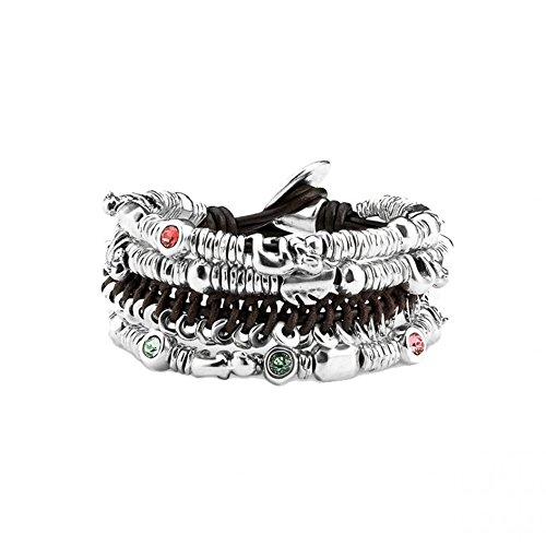 Uno de 50 JUNGLE PARTY collections bracelet PUL1686MCLMAR0M by Uno de 50