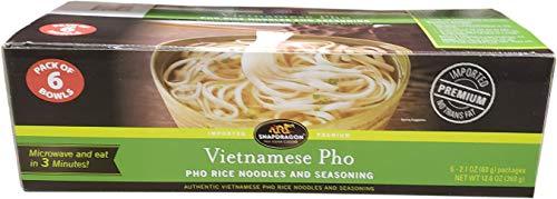 Snapdragon vietnamese Pho Bowls, 12.6 Ounce