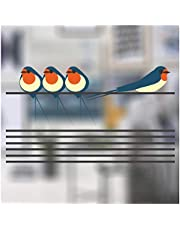 I Like Birds - Swallows Window Stickers - Parent