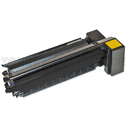 INKUTEN © Compatible 15G032Y High Yield Yellow Laser Toner Cartridge for Lexmark C752 & C762
