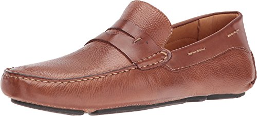 Massimo Matteo Men's Florencia Penny Driver Whiskey 7.5 D US