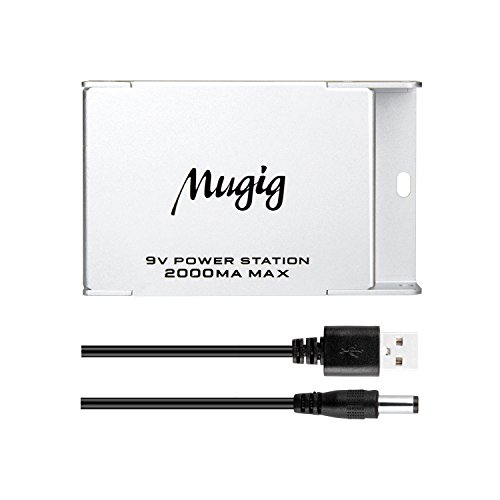 MUGIG pedal power supply
