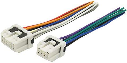 feeldo car stereo power wiring harness adapter for old: amazon.co.uk:  electronics  amazon uk