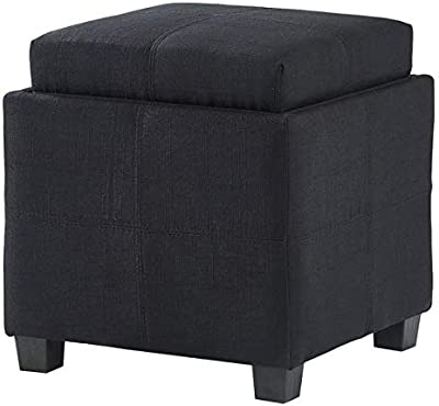 Amazon Com 48 Quot X 19 Quot X 18 Quot High Tufted Padded Hinged