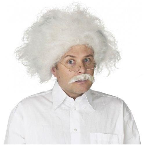 Einstein Wig Adult ()