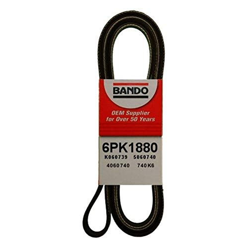 Bando USA 6PK1880 Belts - Engine Swap Ford Ranger