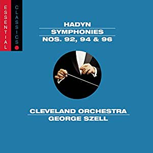 "Haydn: Symphony No. 92 ""Oxford"", Symphony No. 94 ""Surprise"" &  Symphony No. 96 ""Miracle"""