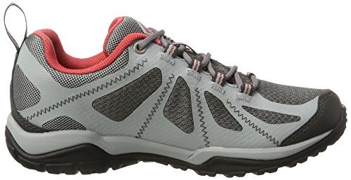 de Steel XCRSN Ti Chaussures Red II Xcel Low Outdry Peakfreak Randonnée Grey Femme Columbia Sunset Basses Gris 04BwUq1x