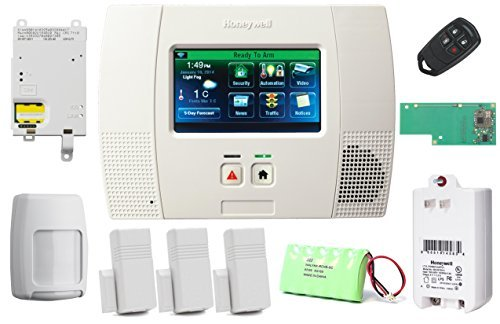 L5200 Security Alarm Kit with Cellular Communicator and Zwave Module (Cellular Alarm Communicator)