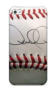 Lennie P. Dallas's Shop Cute High Quality Iphone 5c Derek Jeter Baseball Case