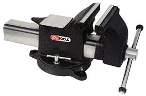KS Tools 914.0004 - Tornillo de banco (10,2 cm)