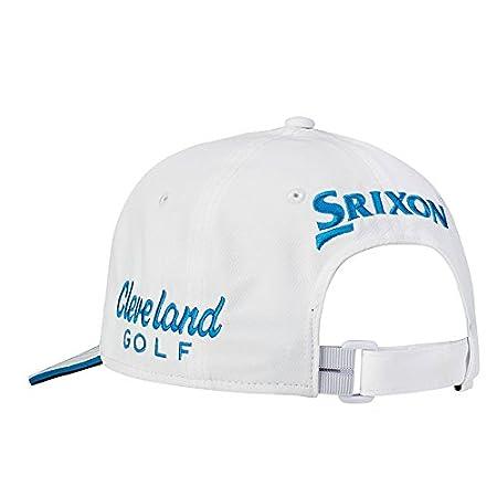Srixon Golf - Gorra de Golf para Hombre (Talla única) 58ee9cfdcbb