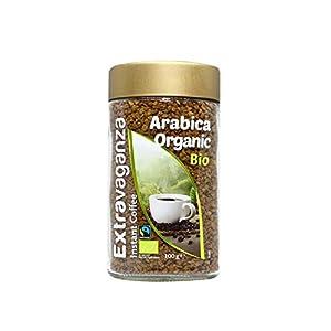 Extravaganza - Caffè Solubile Organico / commercio equo - 100g x 6 packs