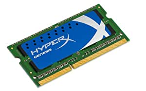 Kingston HyperX Genesis 2GB 533MHz DDR2 SODIMM Netbook Memory KHX4200S2LL/2G