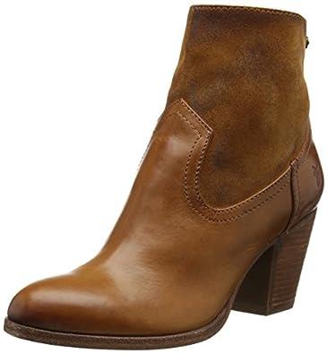 Amazon.com   FRYE Women\'s Tessa Zip Short Boot   Ankle & Bootie