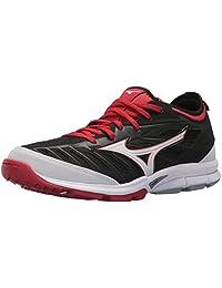 Mizuno (MIZD9) Men's Players Trainer 2 Turf Shoe Baseball, White, 7 D(M) US