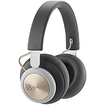 B&O PLAY by Bang & Olufsen Over-Ear Beoplay H4 Wireless Headphones Charcoal Gray (1643874)