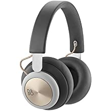 B&O PLAY by Bang & Olufsen Over-Ear Beoplay H4 Wireless Headphones Charcoal Gray