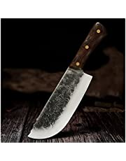 Slaughter Knife Cutting Meat Multi-purpose Knives Hand Forging Kitchen Chef Tools Cooking Slicing Chopper Chinese Cleaver