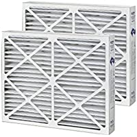 Tier1 20x25.25x3.5 Merv 13 Air Filter Replacement for Aprilaire Models 2120 2 Pack