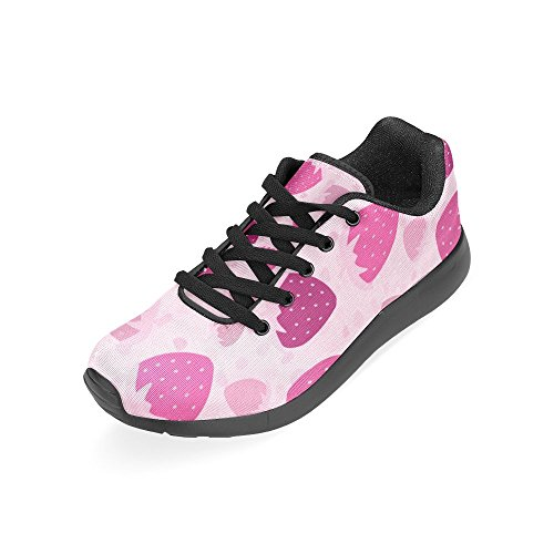 InterestPrint Womens Jogging Running Sneaker Lightweight Go Easy Walking Comfort Sports Athletic Shoes 8oHuAQas