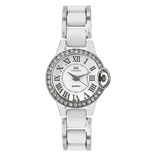 IIK COLLECTION Analogue Black Dial Girls #39; Watch