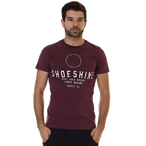 SHOESHINE T-Shirt Kurzarm Herren