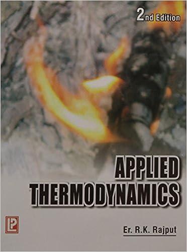 Applied Thermodynamics By Rk Rajput Ebook