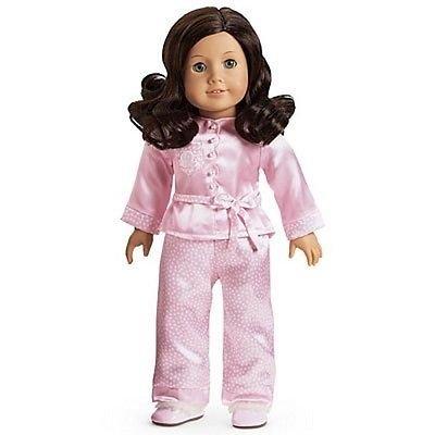 Amazon.com: American Girl Ruthie's Satin Pajamas: Toys & Games
