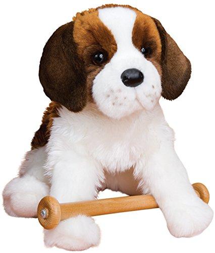 cm Long Oma St Bernard Plush Toy ()