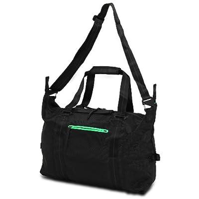 6e0814511cdc Nike NSW Eugene Premium Duffel Bag Black Green BA4738-003 85%OFF ...