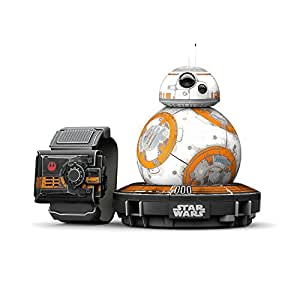 Sphero Special Edition Battle-Worn BB-8 by with Force Band