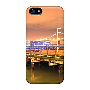 Slim New Design Hard Case For Iphone 5/5s Case Cover - MVguaCd5287Vxxyg