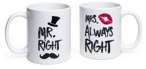 mr and mrs coffee gift sets - 9