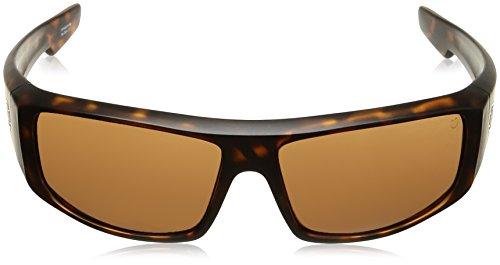 lunettes SPY bronze lOGAN soleil de happy 0qwqxTdf