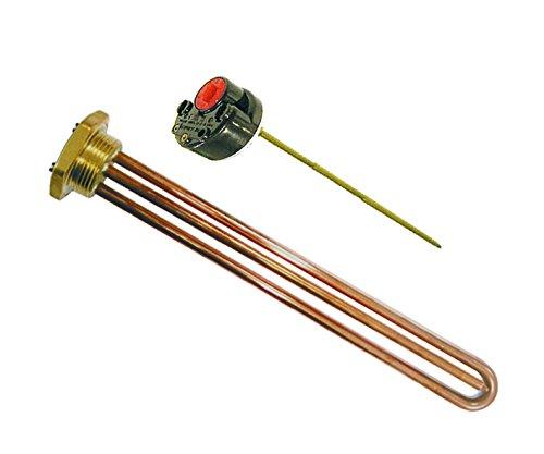 Kippen 5024C - Kit de resistencia y termostato (1200 W)