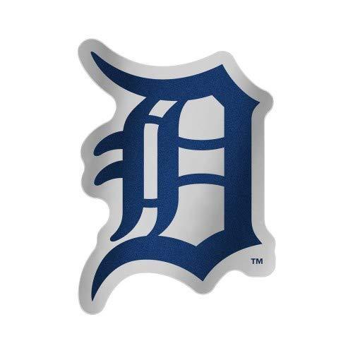 WinCraft Detroit Tigers Auto Badge Decal Mirror Finish Acrylic Emblem