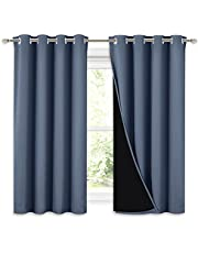 NICETOWN100% Blackout Curtains